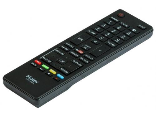 телевизор Haier LE40U5000TF, черный, вид 9