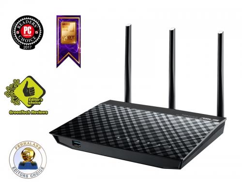Роутер WiFi ASUS RT-N18U, вид 2