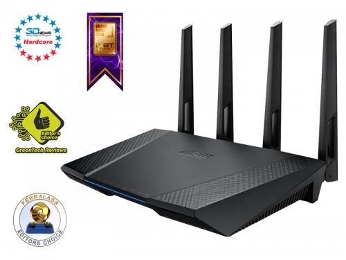 Роутер Wi-Fi Asus RT-AC87U, вид 2