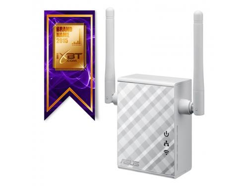 Роутер WiFi ASUS RP-N12, вид 2