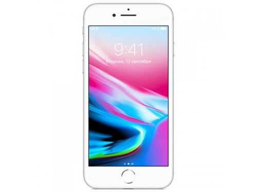Смартфон Apple iPhone 8 64Gb, серебристый, вид 2
