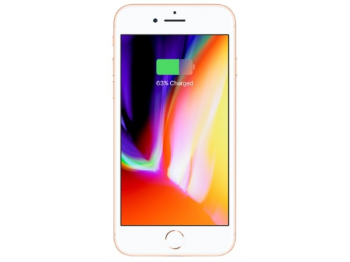 Смартфон Apple iPhone 8 64Gb, золотистый, вид 1