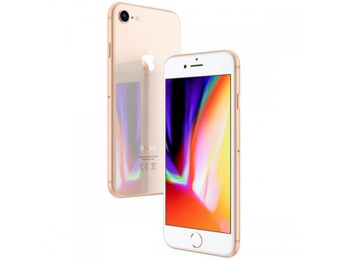 Смартфон Apple iPhone 8 64Gb, золотистый, вид 2