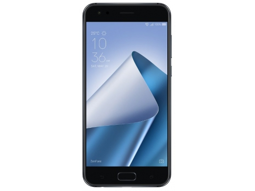Смартфон Asus ZE554KL-1A085RU ZF4 черный, вид 1