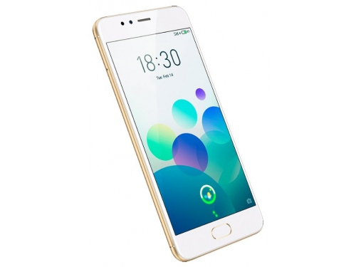 Смартфон Meizu M5S 3Gb/16GB, серый, вид 3