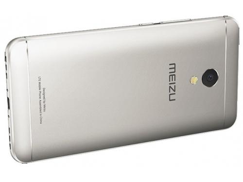 Смартфон Meizu M5S 3Gb/16GB, серый, вид 5