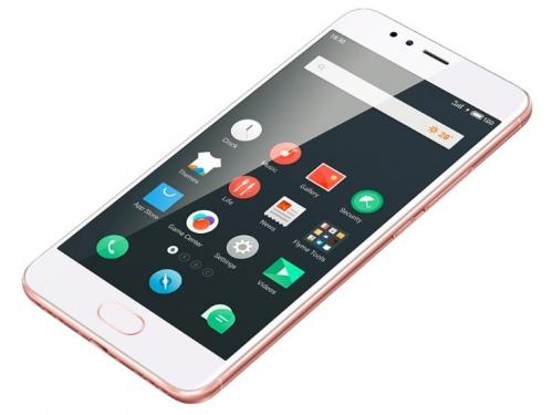 Смартфон Meizu M5S 3Gb/16GB, серый, вид 6