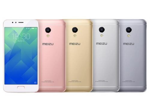 Смартфон Meizu M5S 3Gb/16GB, серый, вид 7