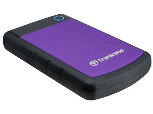 Жесткий диск Transcend TS500GSJ25H3P USB 3.0 500Gb, вид 1