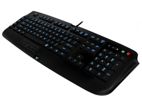 Клавиатура Razer Anansi Black USB, вид 2