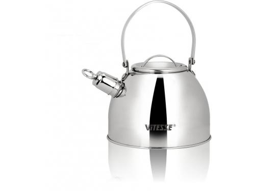 Чайник для плиты со свистком VITESSE VS-7806 (2.5 л), вид 1