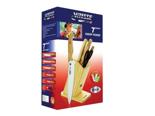 Ножи (набор) VITESSE VS-8122, вид 7