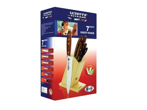 Ножи (набор) VITESSE VS-8127, вид 3