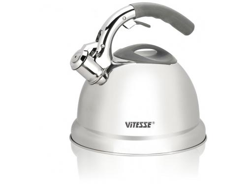 Чайник для плиты Vitesse VS-7809 (3,5 л) со свистком, вид 1