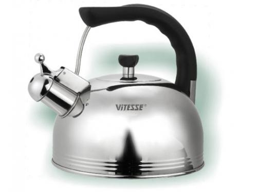 Чайник для плиты Vitesse VS-1101 (3,0 л) со свистком, вид 1