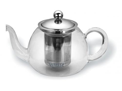 Чайник заварочный Vitesse VS-1673 (0,7 л), вид 1