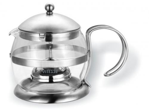 Чайник заварочный Vitesse VS-1658 (1,0 л), вид 1