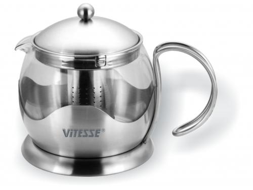 Чайник заварочный Vitesse VS-1657 (0,7 л), вид 1