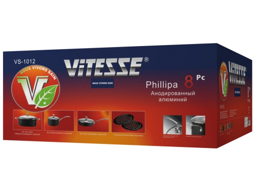 ����� ������ VITESSE VS-1012, ��� 2