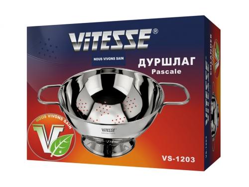 Дуршлаг Vitesse VS-1203, вид 2