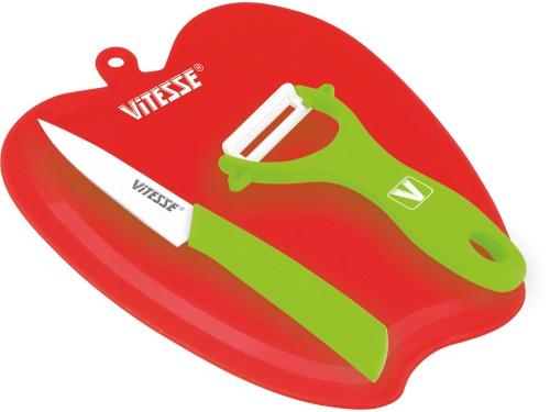Нож Vitesse VS-2719 (набор кухонных принадлежностей), вид 1