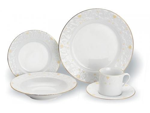 Посуда Обеденный сервиз VITESSE VS-1513, вид 1