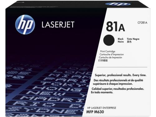 �������� HP 81A ������, ��� 1