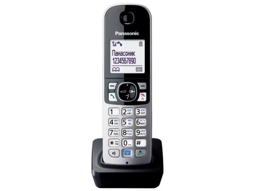 Радиотелефон Panasonic KX-TGA681RUB, вид 1