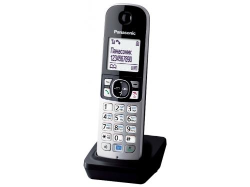 Радиотелефон Panasonic KX-TGA681RUB, вид 2
