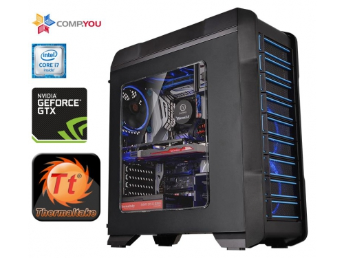 Системный блок CompYou Game PC G777 (CY.603682.G777), вид 1