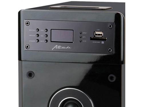 ������������ ������� Attitude Uni One L (2.0, 2x50W, RCA, S/PDIF, USB, ���������, Lightning), ������, ��� 3