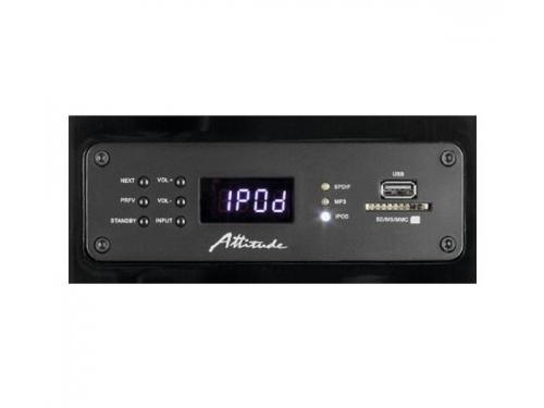 ������������ ������� Attitude Uni One L (2.0, 2x50W, RCA, S/PDIF, USB, ���������, Lightning), ������, ��� 4
