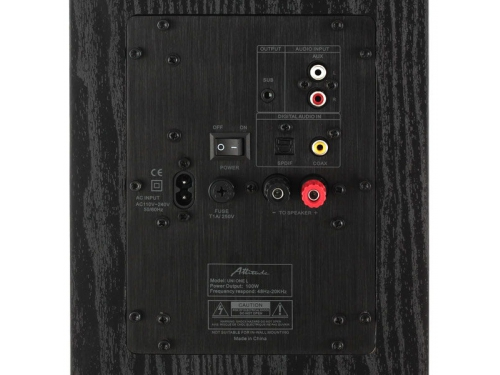 ������������ ������� Attitude Uni One L (2.0, 2x50W, RCA, S/PDIF, USB, ���������, Lightning), ������, ��� 7
