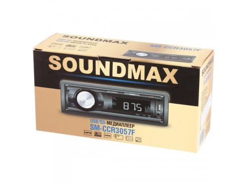 Автомагнитола Soundmax SM-CCR3057F, вид 4