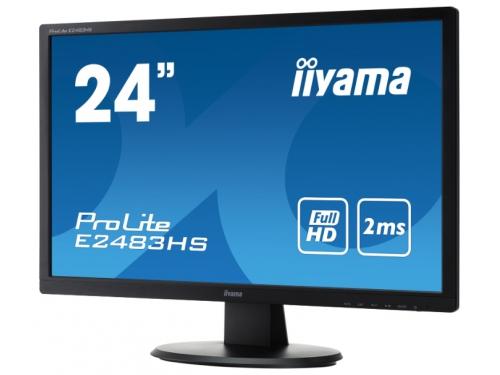 ������� Iiyama ProLite E2483HS-B1, ��� 2