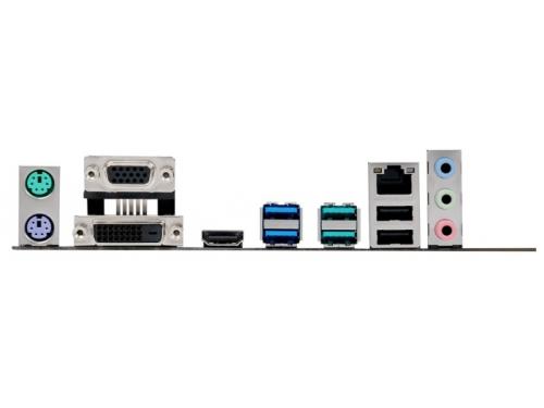 ����������� ����� ASUS H110M-PLUS D3 Soc-1151 H110 DDR3 mATX SATA3  LAN-Gbt USB3.1 VGA/DVi, ��� 3