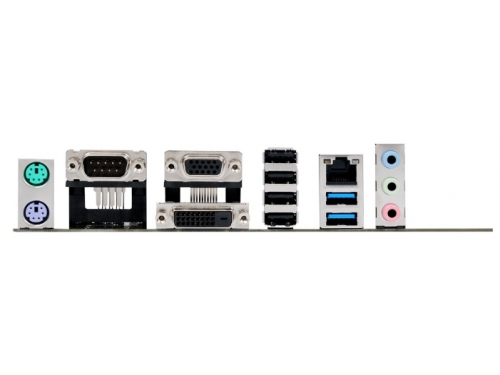 Материнская плата ASUS H110M-C Soc-1151 H110 DDR4 mATX SATA3  LAN-Gbt USB3.0 VGA/DVi, вид 3