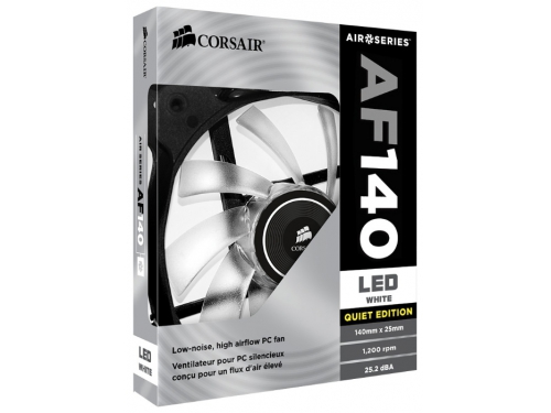 ����� Corsair CO-9050017-WLED AF140 LED White, ��� 5