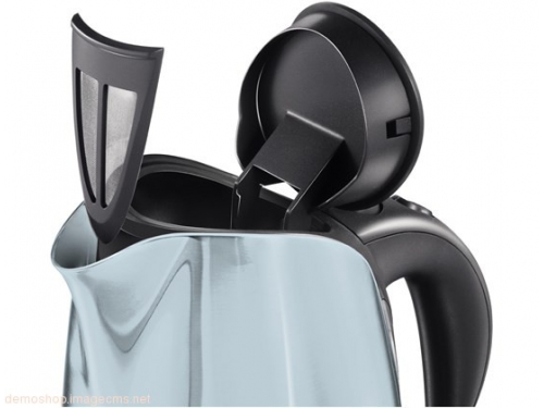 Чайник электрический Bosch TWK6006N (1.7л) зеленый, вид 2