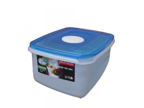 Контейнер для продуктов Plast Team 1541 (0.6 л), вид 1