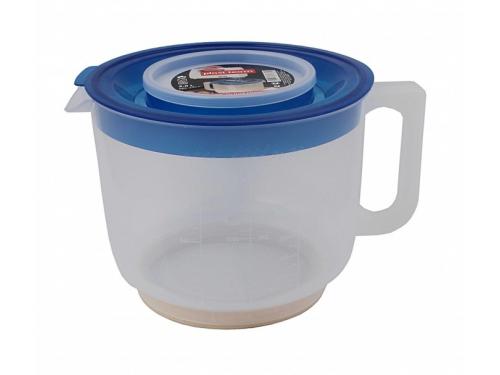 Контейнер для продуктов Plast Team 1360   2 л., вид 1
