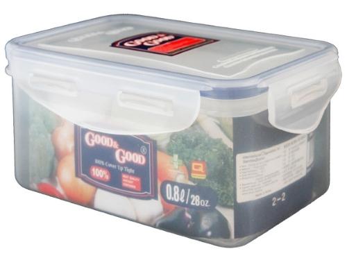 Контейнер для продуктов Good&Good 2-2 (0,8 литра), вид 1