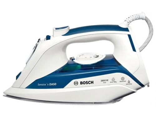 Утюг Bosch TDA 5028010 белый/синий, вид 1