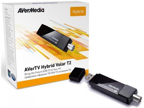 Tv-тюнер AVerMedia Technologies AVerTV Hybrid Volar T2, вид 5