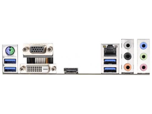 ����������� ����� ASRock B150M PRO4 Soc-1151 B150 DDR4 mATX SATA3  LAN-Gbt USB3.0 VGA/DVi/HDMI, ��� 3