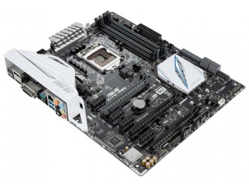 Материнская плата ASUS Z170 PRO Soc-1151 Z170 DDR4 ATX SATA3  LAN-Gbt USB3.1 DVi/HDMI/DP, вид 3