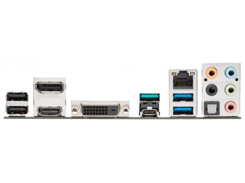 Материнская плата ASUS Z170 PRO Soc-1151 Z170 DDR4 ATX SATA3  LAN-Gbt USB3.1 DVi/HDMI/DP, вид 4
