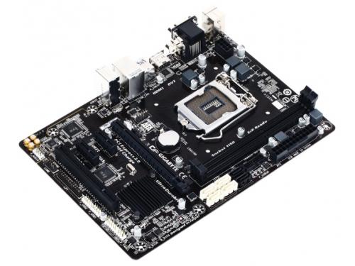 ����������� ����� Gigabyte GA-B85M-HD3 R4 Soc-1150 B85 4*DDRIII mATX SATA3  LAN-Gbt USB3.0, ��� 1