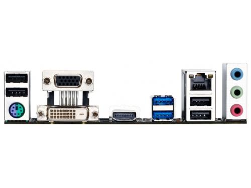 ����������� ����� Gigabyte GA-B85M-HD3 R4 Soc-1150 B85 4*DDRIII mATX SATA3  LAN-Gbt USB3.0, ��� 3