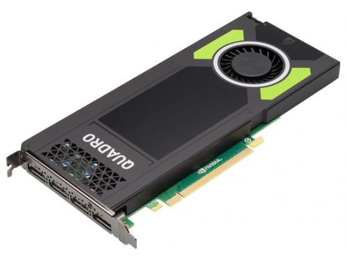 Видеокарта профессиональная PNY PCI-Ex Quadro M4000 (VCQM4000BLK-1) 8GB, 256bit DDR5 4*DP, вид 1